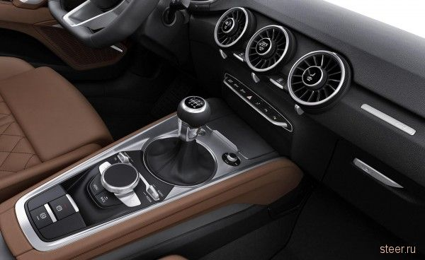 Новая Audi TT представлена официально