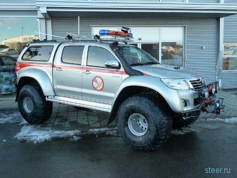 В России появился новый производитель внедорожников