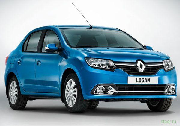 Первые фото российского Renault Logan