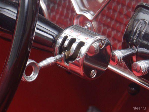 Десять самых эффектных рычагов коробки передач