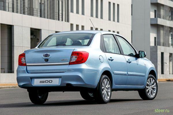 Японский седан за 400 тысяч рублей — Datsun on-DO официально представлен