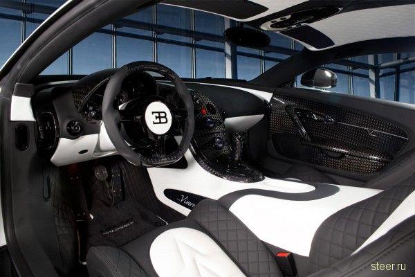 Mansory Veyron оценен в 2,5 млн евро