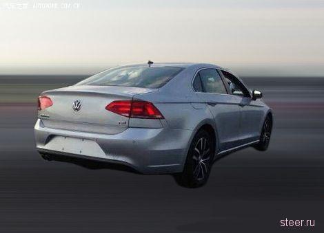Каким будет новый серийный «купеобразный» седан от Volkswagen