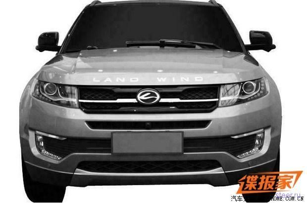 Landwind E32 : Китайская копия Range Rover Evoque будет стоить всего 14 тыс. евро