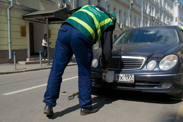 Эвакуируют ли в Москве дорогие автомобили?