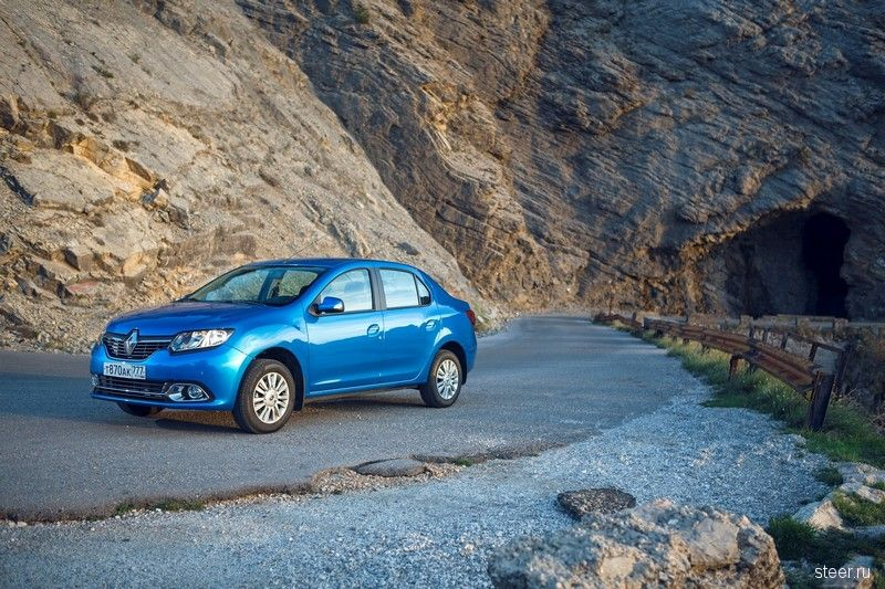 Новый Renault Logan : уже  продаже от 355 000 рублей