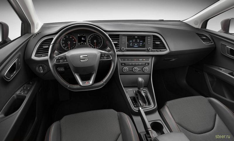 Универсал Seat Leon ST : объявлены российские цены