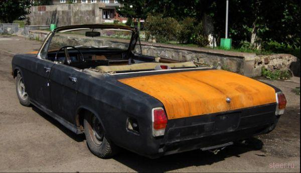 el Cabrio : ГАЗ-24 в мексиканском стиле