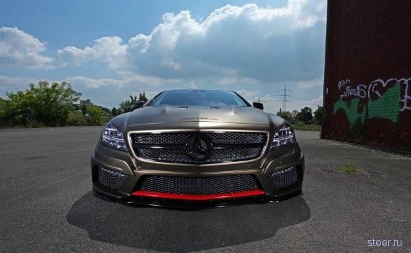 Fostla представили Mercedes-Benz CLS 350 в спортивном облике