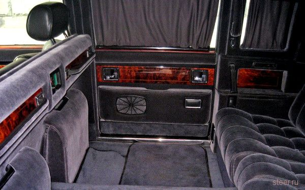 Бронированный ЗиЛ-41052 Горбачева и Ельцина 1989 года выпуска выставлен на продажу за 1,69 млн долларов