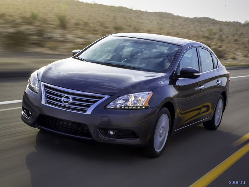 Первая ижевская модель Nissan получит название Sentra