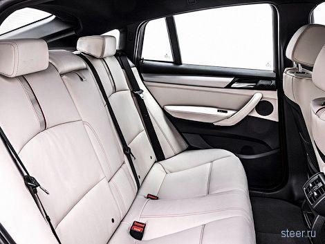 Сколько будет стоить компактный кроссовер BMW X4