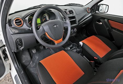 «АвтоВАЗ» представил Lada Kalina Cross с 20-сантиметровым клиренсом