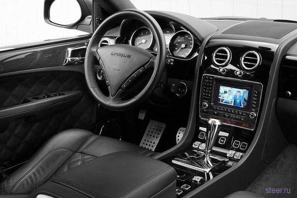 Московское ателье Top Car скрестило Porsche Cayenne с Bentley