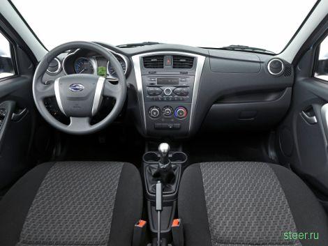 Российский Datsun On-DO: дешевле «Приоры» и «Логана»