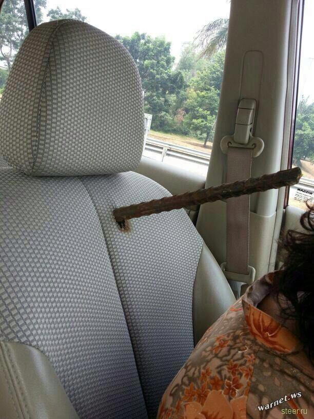 Случай на дороге
