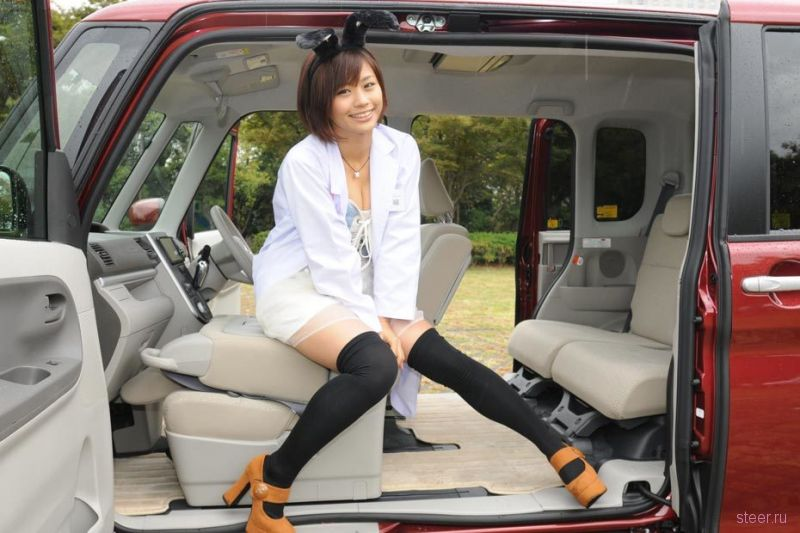 Кей-кар Daihatsu Tanto стал самым популярным автомобилем в Японии