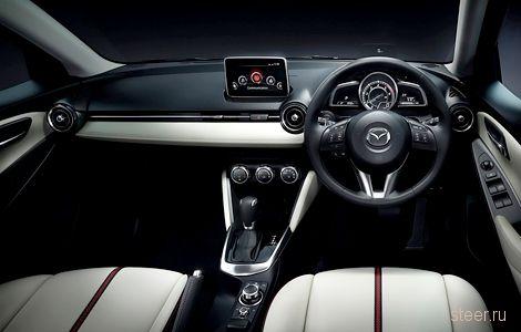Официально представлена новая Mazda2