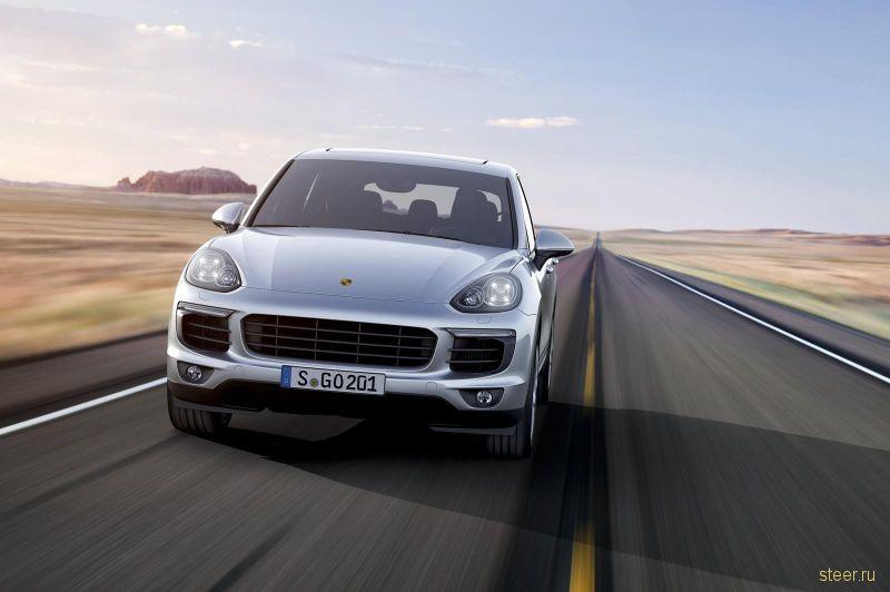Компания Porsche официально представила обновленную версию кроссовера Cayenne.