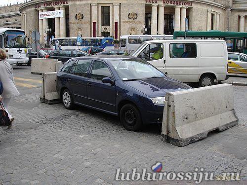 Народные курсы «Научим парковаться правильно!»
