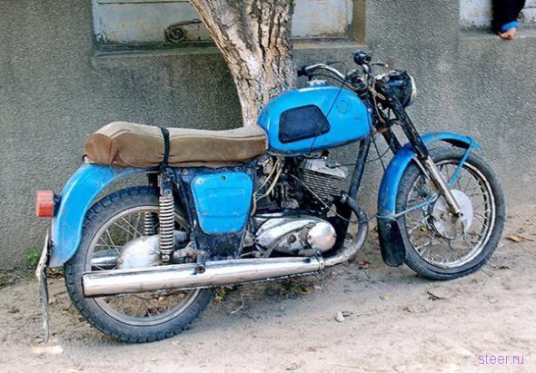 Почему в России больше не производятся мотоциклы ИЖ?