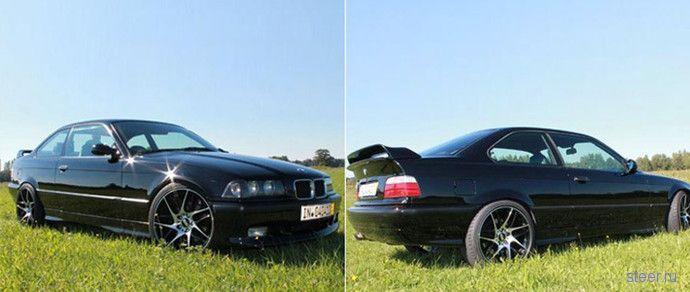 Немец пытается продать BMW M3 (E36) за 164 500 евро