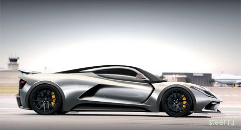 Hennessey рассказали про новый Venom GT