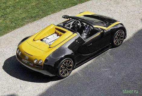 Уникальный Bugatti Veyron Grand Sport Vitesse «1 of 1»