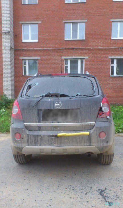 Суровые дровосеки Екатеринбурга