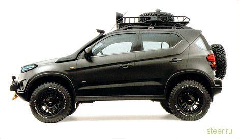 Какой будет новая Chevrolet Niva