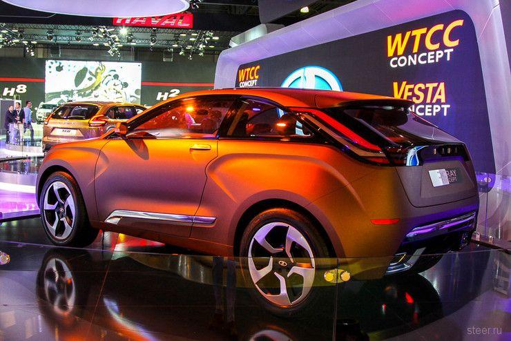 Кроссовер Lada XRAY — модель, за которую не стыдно