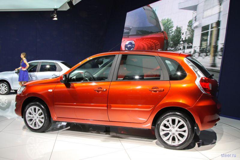 Новый автомобиль из Тольятти получил имя mi-DO