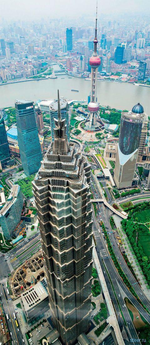 Как строят дороги в Китае