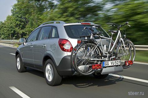 Нестандартные опции в автомобилях