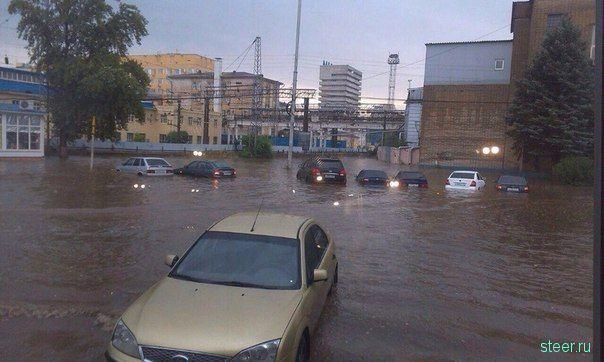 Потоп в Ростове-на-Дону