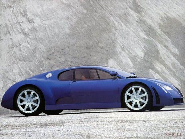 Наследник Bugatti Veyron получит имя Chiron