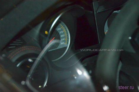 первые изображения первой спецверсии Mercedes-AMG GT