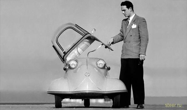 12 самых странных автомобилей