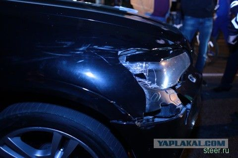Блатной и неадекватный на BMW X5M
