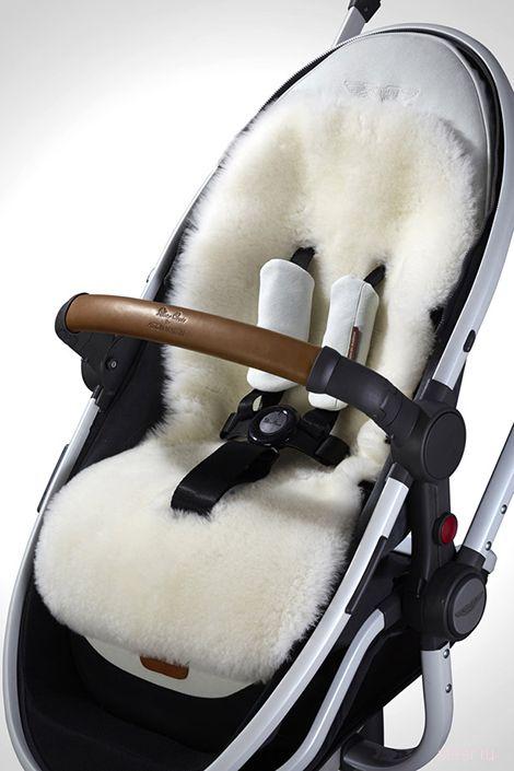 Детская коляска Aston Martin за 200 тысяч рублей