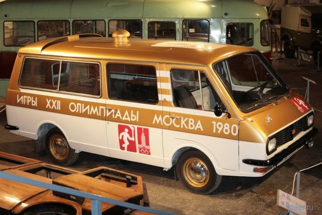 RAF : История главного минивэна Советского Союза