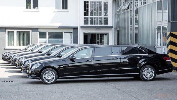 Первые фото шестидверного Mercedes-Benz E-класса
