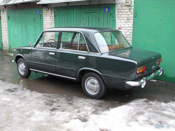 ВАЗ-2101 1970 года выпуска в прекрасном состоянии продан за 1 200 000 рублей