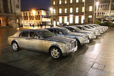 Стоимость катафалка на базе Rolls-Royce Phantom составит 800 000 долларов