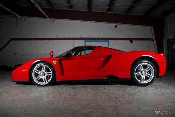 Битый Ferrari Enzo продается за $376 тыс. долларов