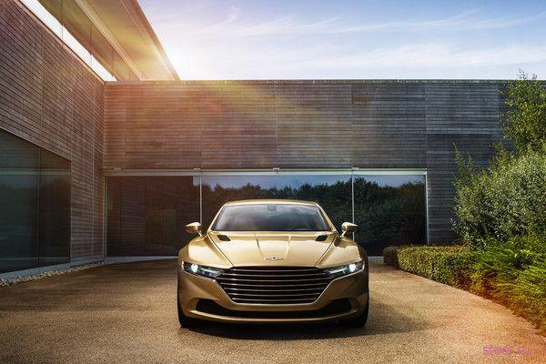 Aston Martin рассекретил самый роскошный седан Lagonda Taraf