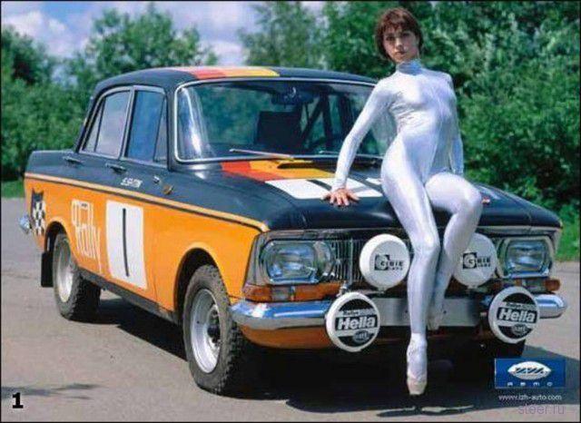 10 самых популярных черт советского автотюнинга
