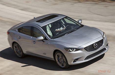 Официально представлена обновленная Mazda6