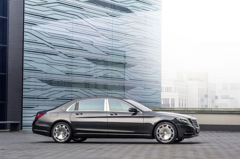 Mercedes-Maybach S 600 : самый дорогой Мерседес в мире