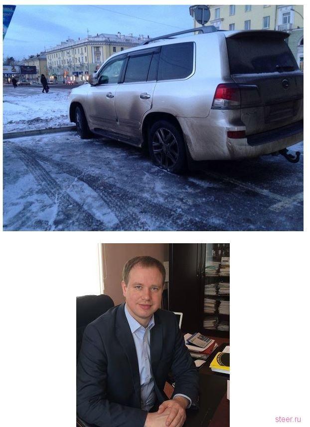 В Ангарске депутат сбил десятилетнюю девочку на пешеходной дорожке